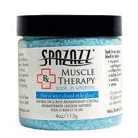 Spazazz 4oz RX Muscular Therapy / Hot ''N Icy