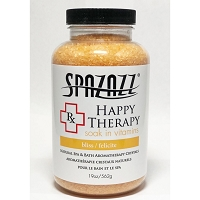 Spazazz 19oz RX Happy Therapy (Bliss) Crystals