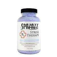 Spazazz 19oz RX Therapy Stress Therapy (De-Stress) Crystals