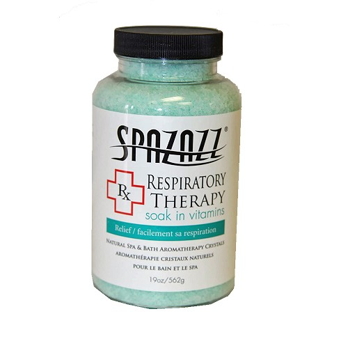 Spazazz 19oz RX Therapy Respiratory Therapy (Relieve) Crystals